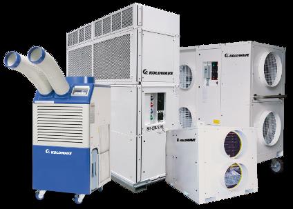 Koldwave Portable HVAC Systems